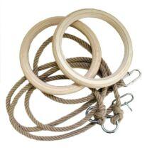 Gyűrű  5,2 m-s kötéllel S-SPORT
