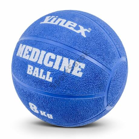 Medicinlabda, 9 kg VINEX POWER RUBBER - SportSarok