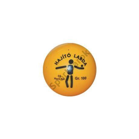 Hajítólabda (dobólabda) 100 gr-os PLASTOBALL - SportSarok