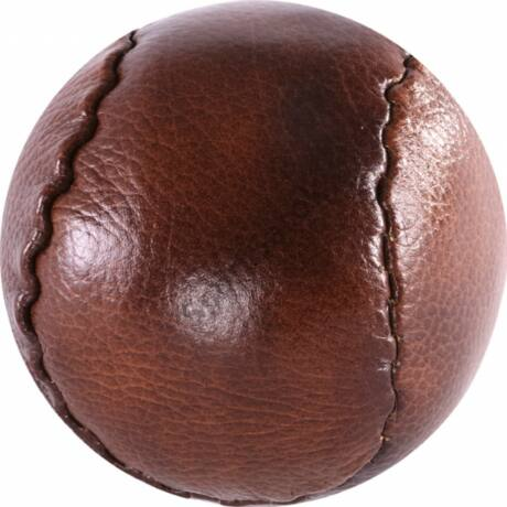 Hajítólabda (dobólabda) bőr, 2 szeletes (stukklabda) WINNER - SportSarok