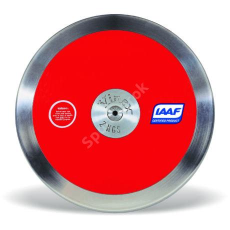 Verseny diszkosz, 1,5 kg VINEX HI SPIN - SportSarok