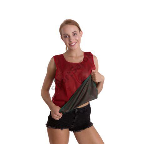 Jelölőmez, kifordítható, piros-zöld - M méret VINEX - SportSarok
