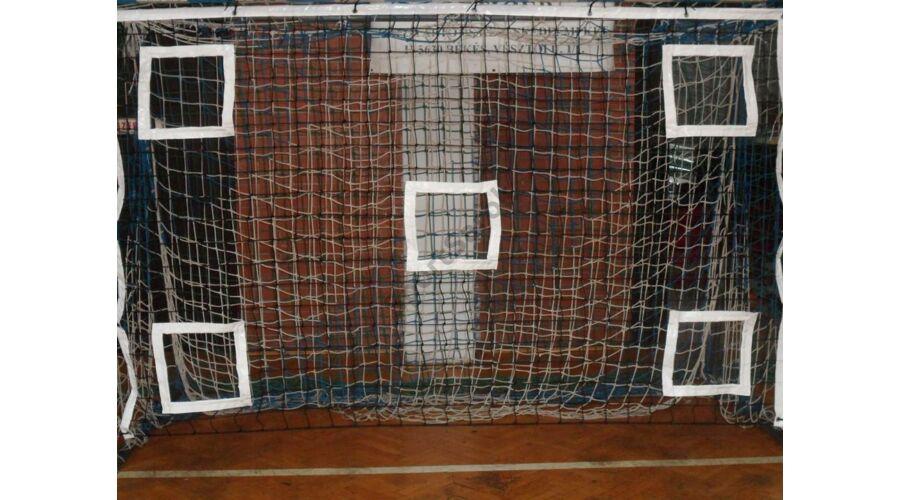 Célzókeret 3×2 m-s kispályás focikapura   kézilabda kapura S-SPORT -  SportSarok db7a8696f9